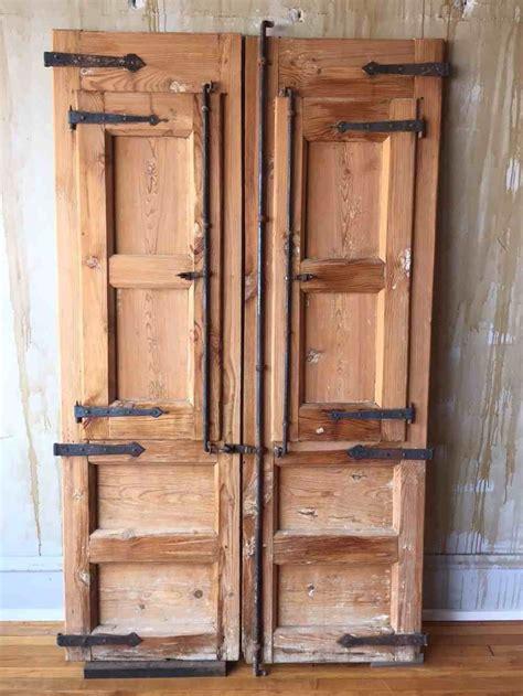 spanish antique door set sold antique doors rustic