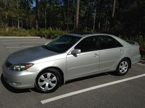 2004 Toyota Camry Se 2004 Toyota Camry Pictures Cargurus