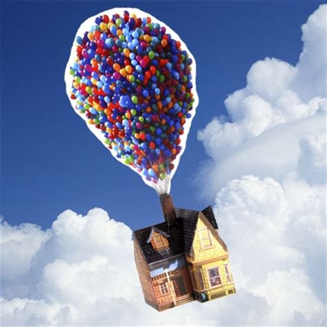 up house disney up house with balloons disney family