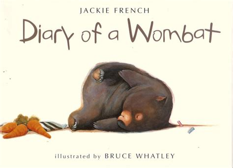 0007212070 diary of a wombat diary of a wombat stevereads