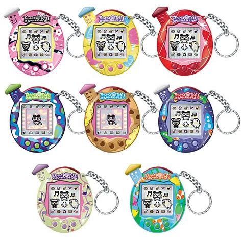 Tamagochi Connection Home tamagotchi connection familitchi wave 2 set bandai