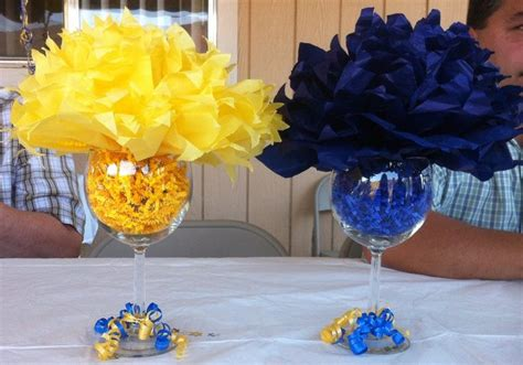 Graduation Table Decoration Ideas by Diy Graduation Decoration Ideas 2013 Msw Graduation Decorations Try It Diy