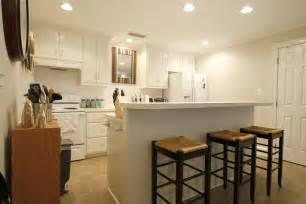 Modern Gothic Furniture by Chapel Hill Basement Apartment Intentionally Small