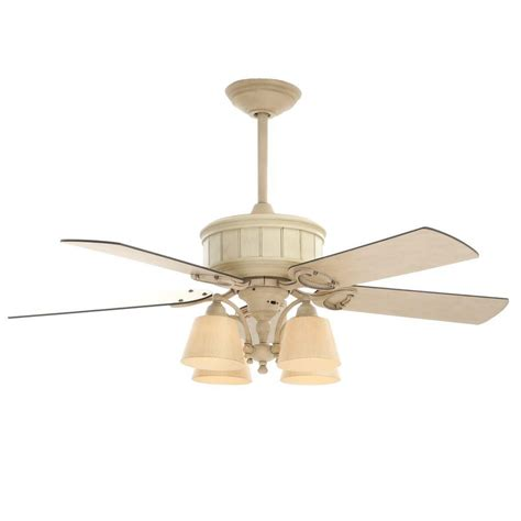 Wood Ceiling Fans With Lights Hton Bay Torrington 52 In Indoor Cottage Wood Ceiling Fan With Light Kit And Remote