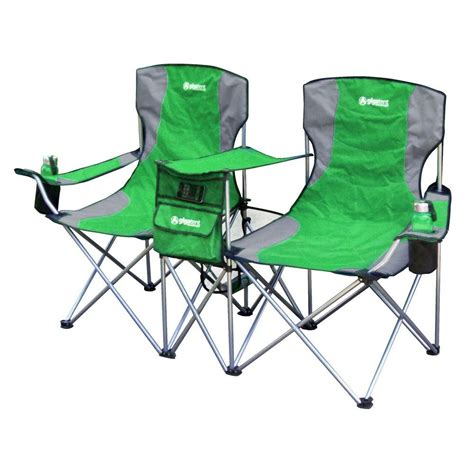 folding bench chairs gigatent sit side by side double folding padded cing