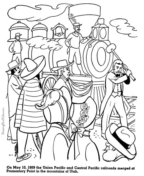 early coloring pages early american colouring pages