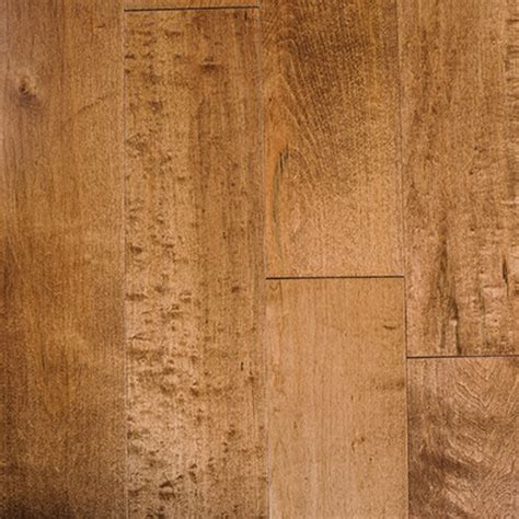 maple chestnut 9 16 quot x 5 quot x 1 5 4 5 mill run 4mm wear layer smooth engineered prefinished