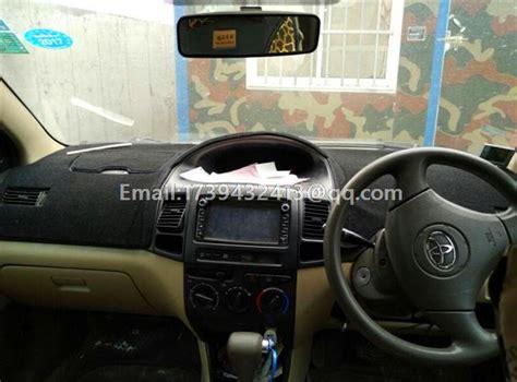 dashmats car styling accessories dashboard cover for toyota yaris vitz echo vios 2014 2015 2008