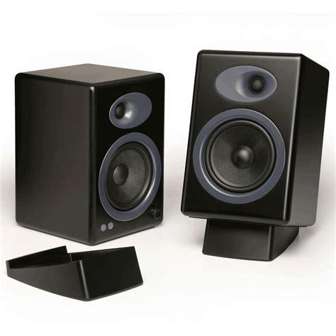 desk top stand ds2 desktop stand pair audioengine