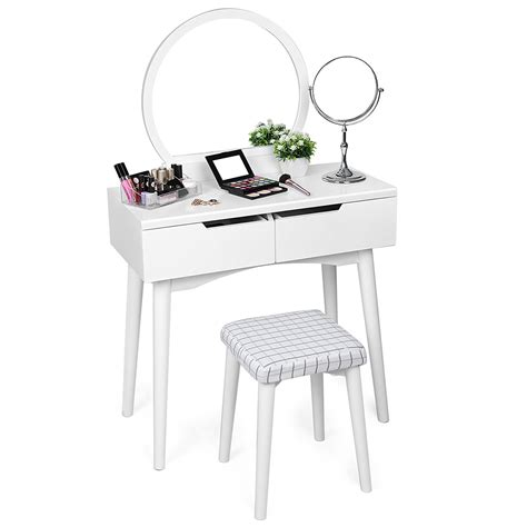 makeup table with drawers makeup table with drawers home furniture design