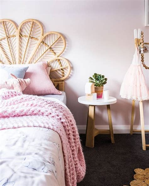 Boho Pink styling boho for kid s bedrooms