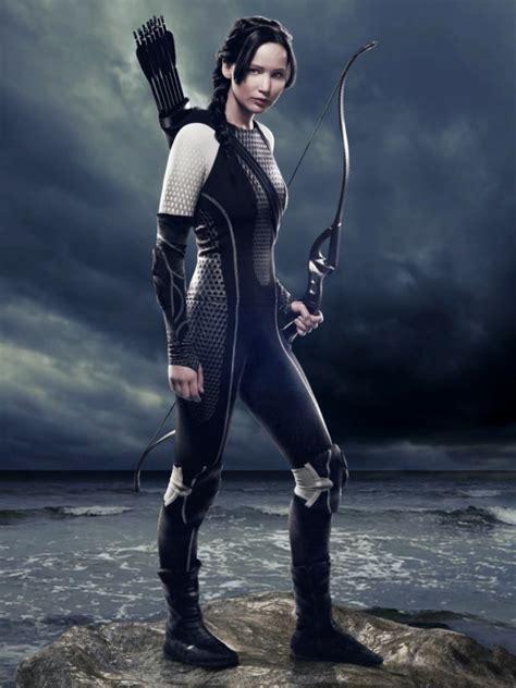 the hunger games katniss everdeens mockingjay suit 5 katniss everdeen poster