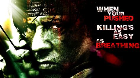 rambo film quotes rambo quotes live for nothing quotesgram