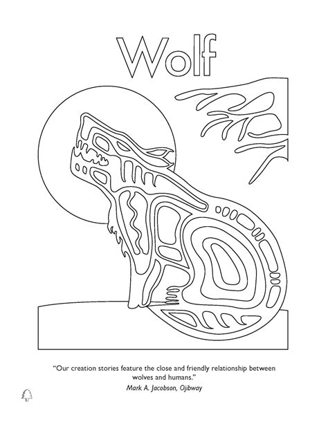 free the aboriginal animals coloring pages