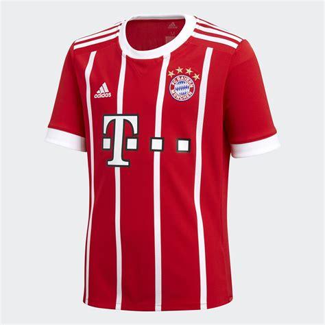 Jersey Bayer Munich adidas fc bayern munich home replica jersey adidas us