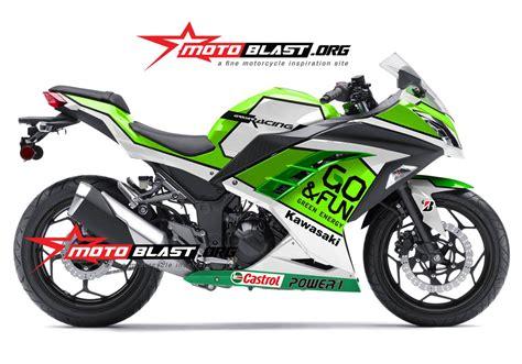 Striping Stiker Motor Kawasaki R 2013 modif striping kawasaki 250r fi green go gresini car interior design