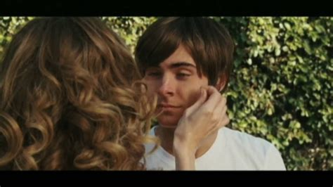 leslie mann zac efron movie kissing zac efron in quot 17 again quot youtube