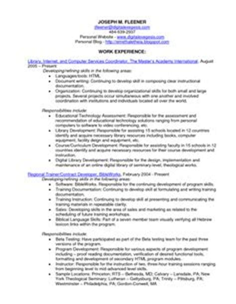 School Resumes Nsw by 1000 Images About Teachers Resumes On