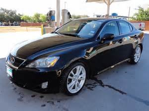 Lexus For Sale By Owner Lexus Is350 2007 For Sale By Owner In San Antonio Tx 78249