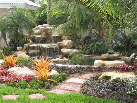 landscaping photos tropical landscape photos
