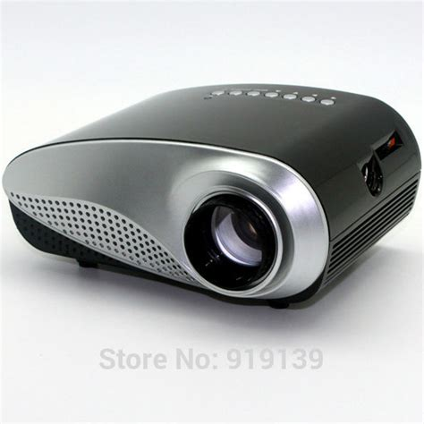 Tv Tuner Untuk Projector lowest cost projector built in tv tuner portable mini led