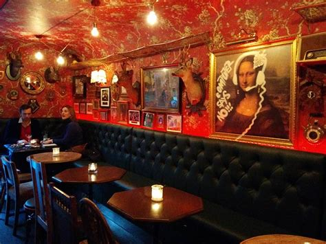 Barts: Hidden speakeasy, somewhere on Sloane Ave HYHOI.comHave You Heard Of It?