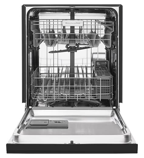 kitchenaid stainless built  dishwasher kdfedss
