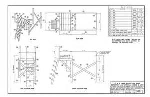 Hunt Box Floor Plans Critic My 4x6 Deer Blind Layout Plans Will Follow