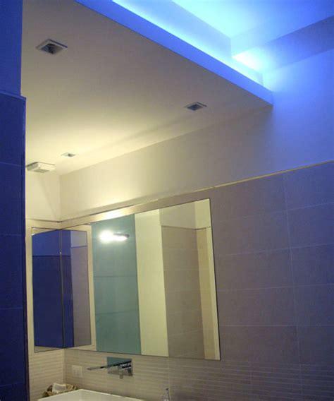 controsoffitto per bagno casa r a lambrate idee architetti