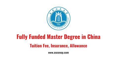 Fully Funded Mba Programs by Jilin Provincial Government Of China Scholarship For