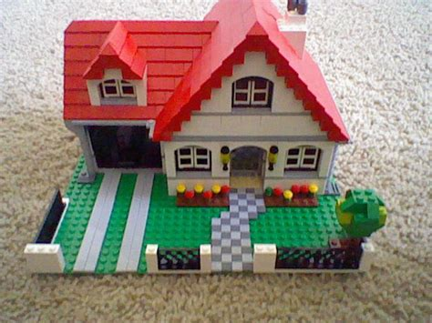 how to make a lego house lego house by flamingfishes on deviantart
