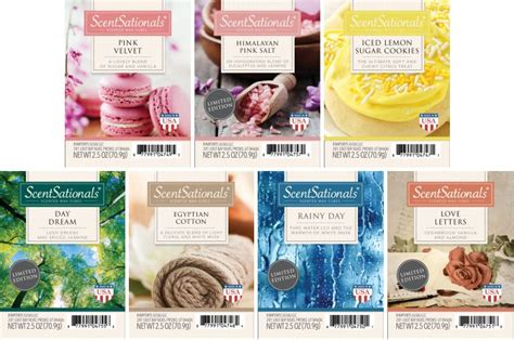 scented for ls 17 best images about scentsationals scented wax melts on