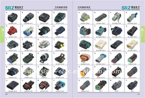 Car Wiring Types by Waterproof 2 Pin Automotive Connector Auto Car Connector