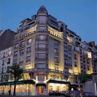 terrass hotel terrass hotel montmartre central