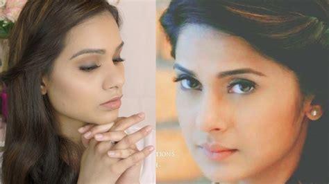office makeup tutorial get the look maya beyhadh jennifer winget inspired