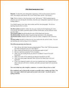 Recommendation Letter Format For Immigration Sle Character Reference Letters For Immigration
