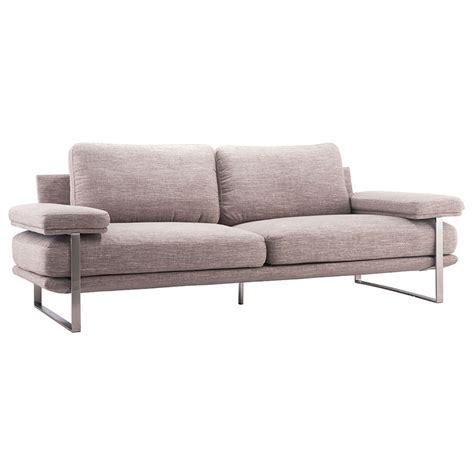 jamal couch modern sofas jamal wheat modern sofa eurway