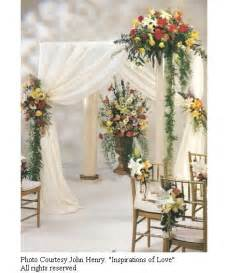 Decoration Ideas For Wedding At Home by Fashion On The Couch Wedding Decorations Church