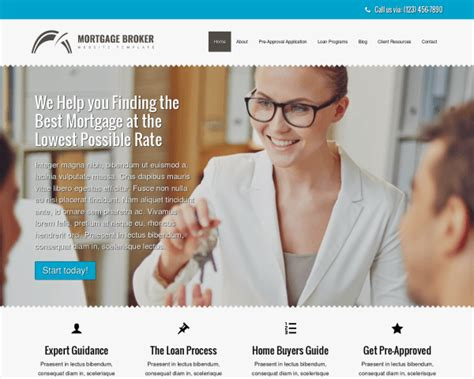 do i need a mortgage broker to buy a house mortgage broker website template for mortgage brokers