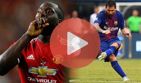 barcelona vs manchester united live stream how to watch