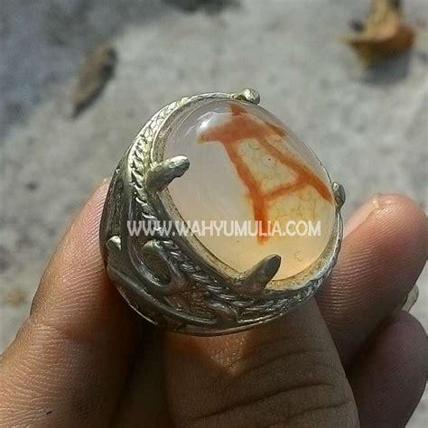Batu Akik Amangkurat Huruf A batu akik gambar huruf a kode 326 wahyu mulia