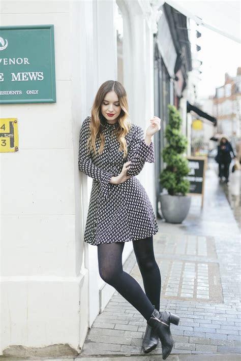 fabulous ways  wear black tights
