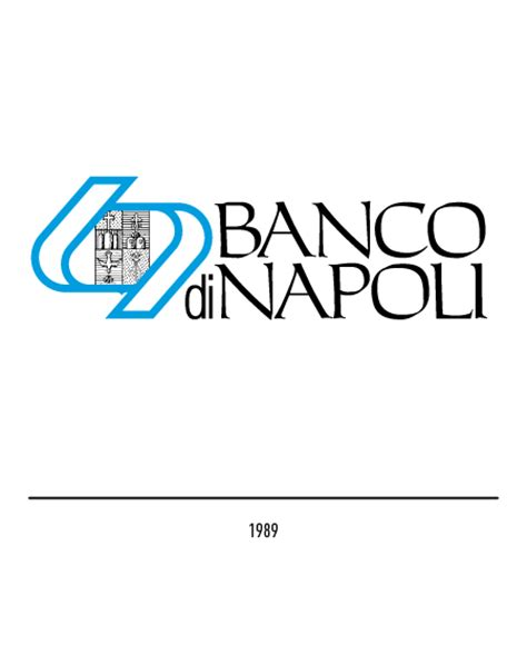 banco di napoil the banco di napoli logo history and evolution
