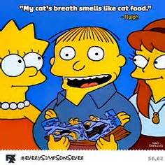 s breath smells like 1000 images about bart and family on the simpsons bart and