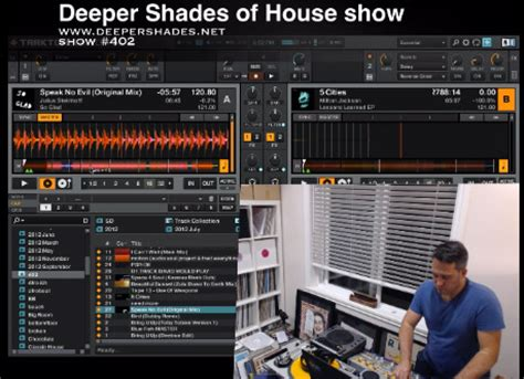 deeper shades of house music deeper shades of house chat deep house radio dj mixes interviews record label and