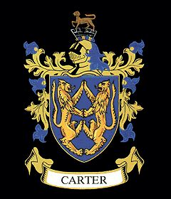 Wax Seal Sts C family crest