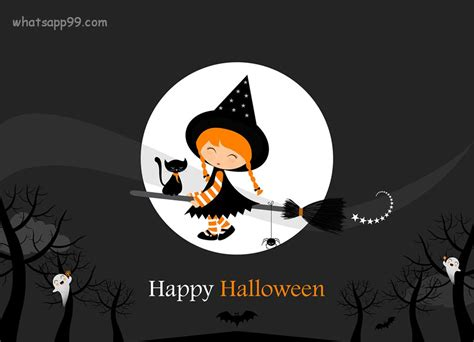 imagenes happy halloween animated halloween cute witch collection 10 wallpapers