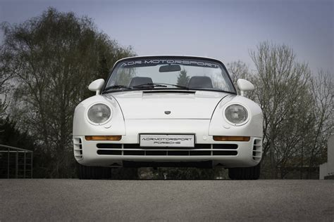 80s porsche 959 unique porsche 959 convertible speedster up for grabs