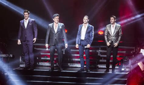 il divo feelings meeting the and travelling with johnny hallyday
