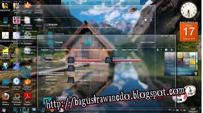 download themes windows 7 paling keren download tema windows 7 transparan paling keren tren